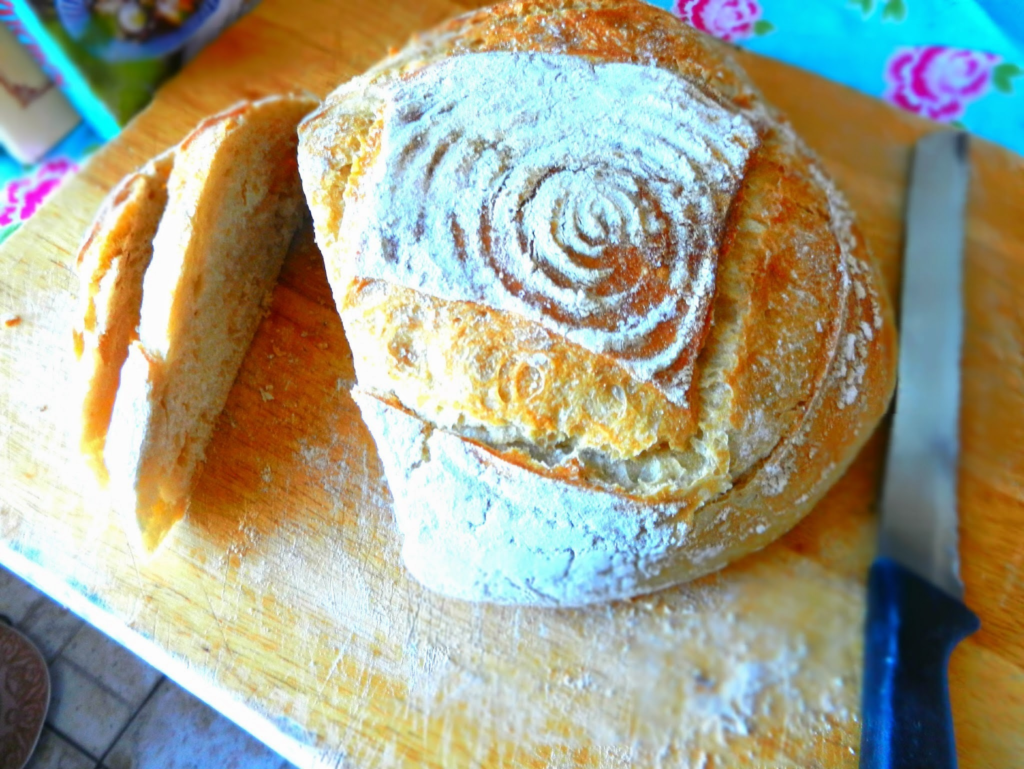 Mhor Sourdough Bread & Rustic White loaf Recipe