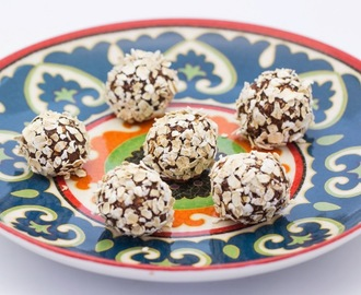 Banana Peanut Butter Energy Balls