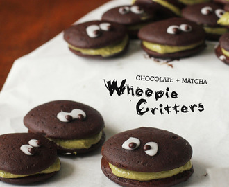 My Halloween not-scary-at-all whoopie critters