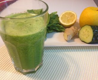 Green Smoothie o  Batido verde