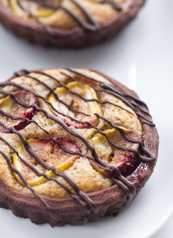 Fig and Fennel Frangipane Tarts