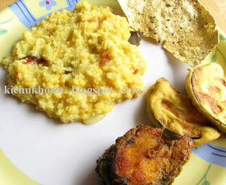 Khichuri & co. / Khichdi / and an award (again)