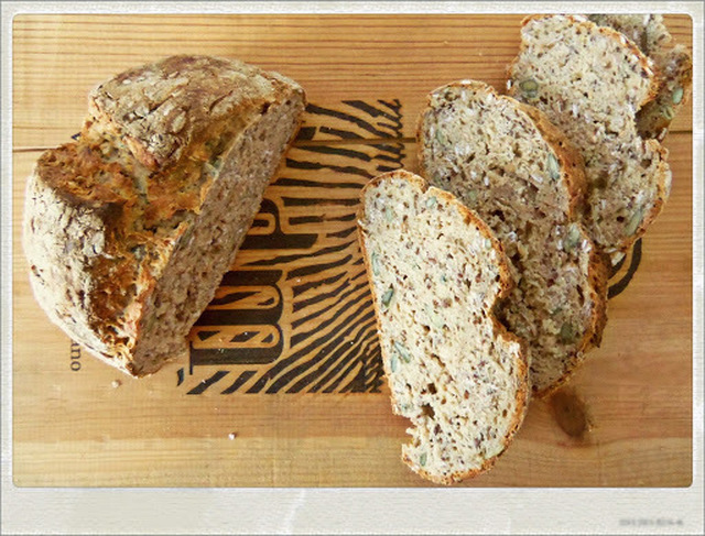 Irish Soda Bread- Simple Homemade Healthy Bread Recipe | You've Got Meal!