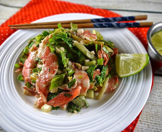 Recipe Revisit: Paleo Indonesian Shrimp Salad