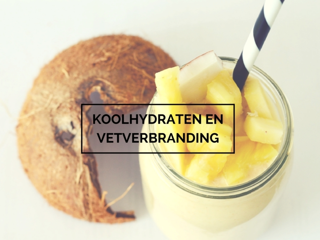 Fit | Koolhydraten en Vetverbranding