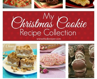 My Favorite Christmas Cookie Recipes and Cooking Baking 101