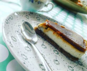 SKINNY SINNER: Vanilla #cheesecake -In love with Vintage!- met vleugjes retro, vanillespikkels, en kokosmelk. Just perfect!