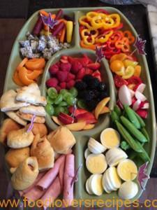 SNACK PLATTER IDEAS
