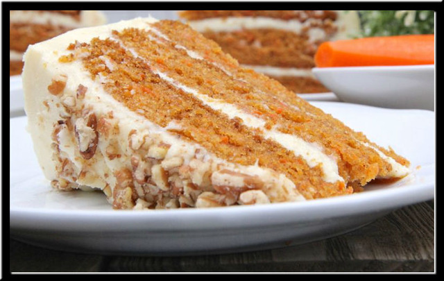 Simple And Healthy Carrot Cake Recipe by Bakingo for Celebration Times