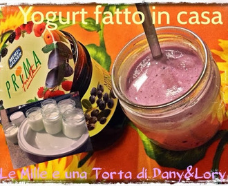 YOGURT FATTO IN CASA - CON E SENZA YOGURTIERA