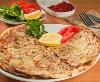 Turks brood-pizza