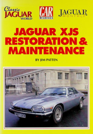 JAGUAR XJS – Restoration & Maintenance
