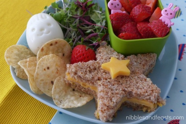 Turn a Boring Lunchbox into a Festive Meal