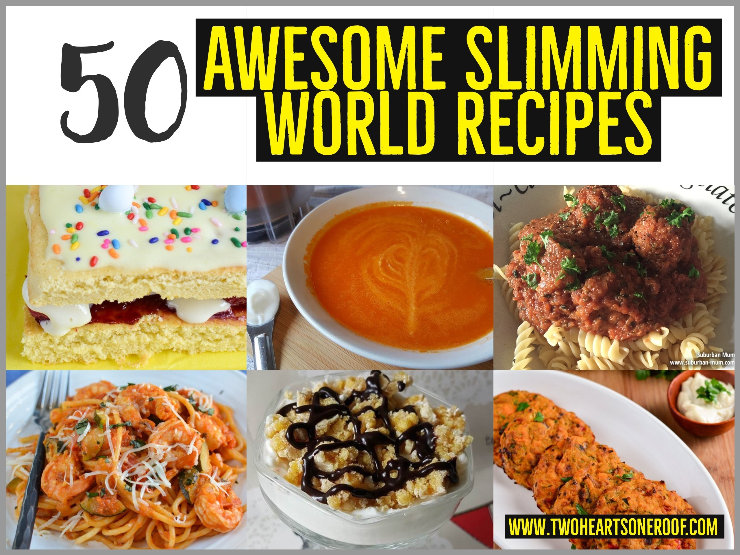50 Amazing Slimming World Recipes To Keep You On Plan!