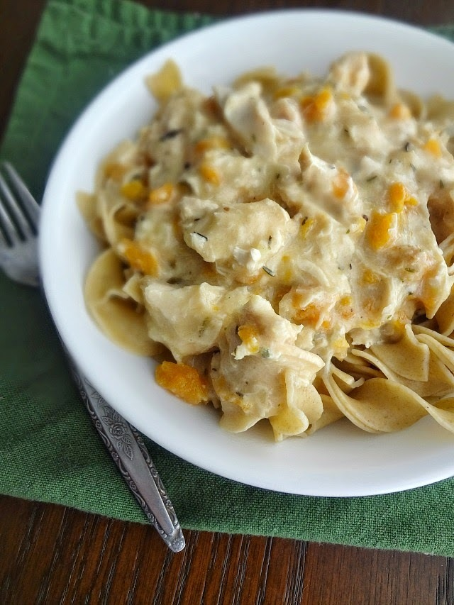 Slow Cooker Creamy Chicken