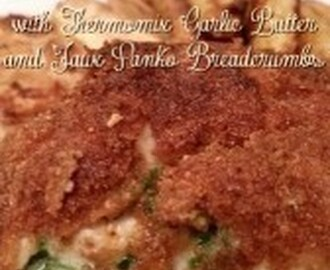Tom Kerridge's Chicken Kievs with Thermomix Garlic Butter and Faux Panko Breadcrumbs