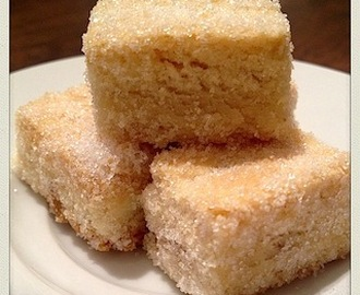 Tea Time Special: Shortbread