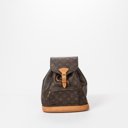 LOUIS VUITTON Montsouris Mm Aak0680, Brown