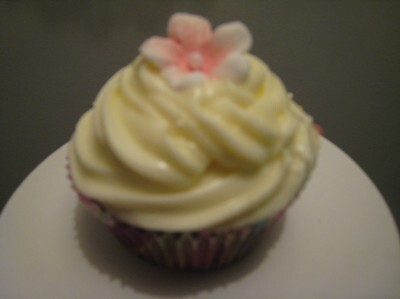 Morots cupcake med cream cheese frosting