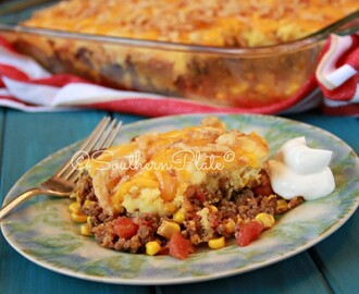 Family Favorite Tamale Pie