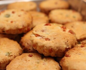 Jalapeno Cheese Scones