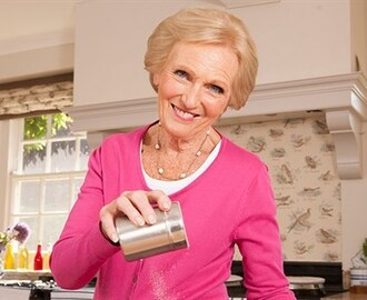 Mary Berry – The Nations Favourite Cook