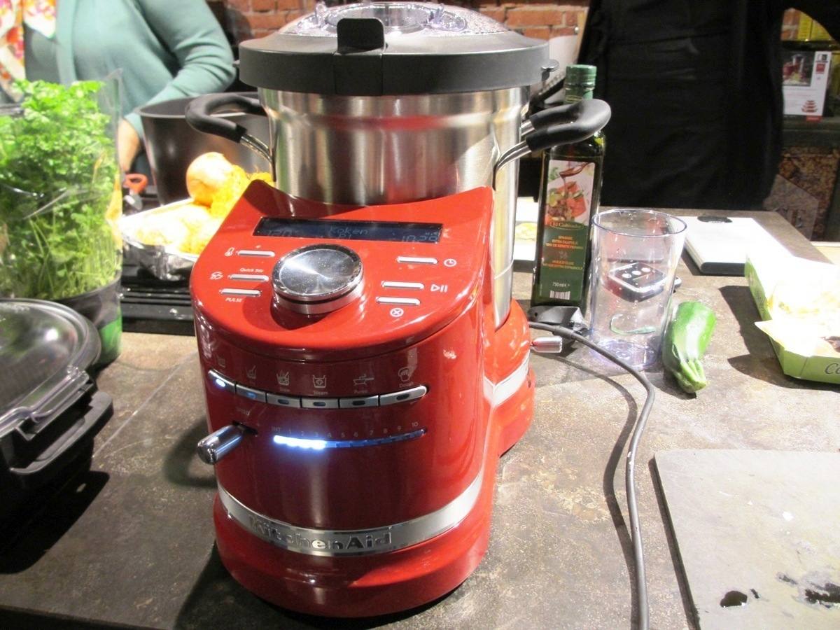 Kitchenaid Cookprocessor demo