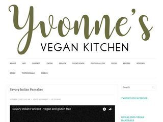 My Eclectic Kitchen | Stories and Gluten-free Vegan Recipes from Private Chef in Los Angeles, Yvonne Ardestani