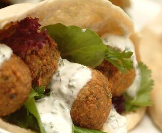 You're 'avin a Falafel