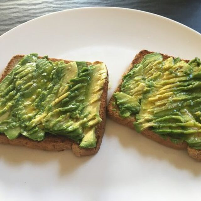 Avocado Toast (by Joe Bastianich)