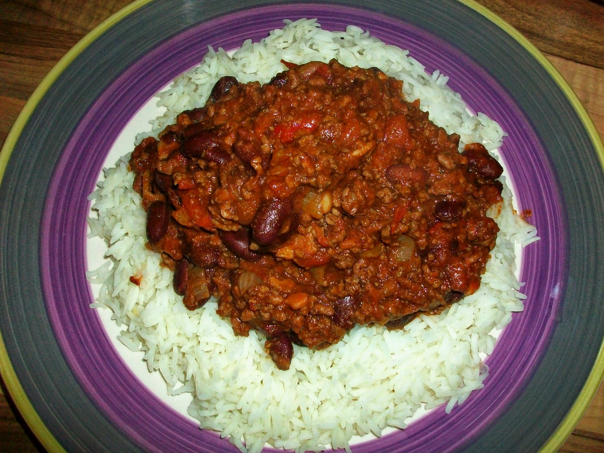 Chilli Con Carne - My Way