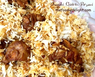 Awadhi Chicken Biryani Recipe | How to make Lucknowi Chicken Biryani