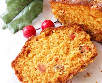 Christmas Fruit Cake / Kerala Fruit Cake / Plum Cake