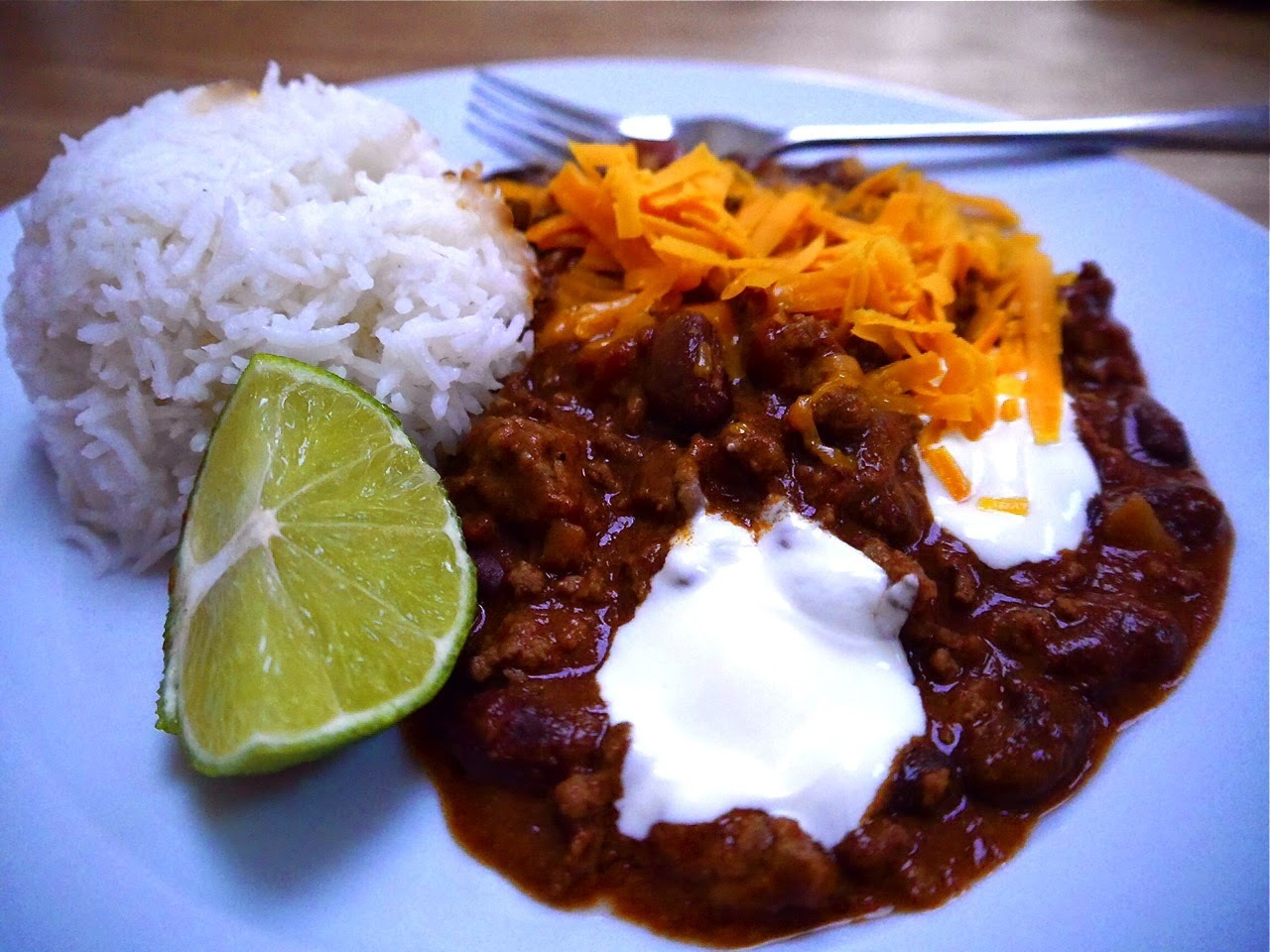 Hairy Dieters Chilli Con Carne