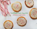 The Great FB Cookie Swap: Peppermint Sugar Cookies