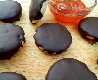 What's Cooking – Jaffa Cakes – we tried, we baked, we learnt