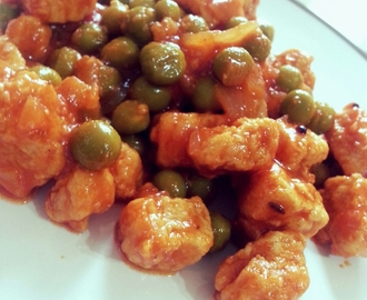 Quorn Protein & Peas Curry