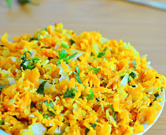 PORIYAL / THORAN / CARROT STIR FRY / ONAM SADYA RECIPES