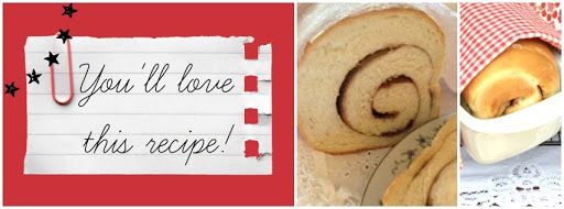 Try this! Best cinnamon-swirl bread you'll ever make.
