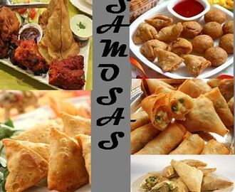 7 Indian Samosa Recipes