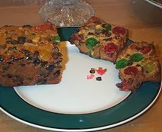 A Christmas Favorite? - Fruitcake