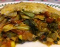 Fennel and vegetable Courg-agne
