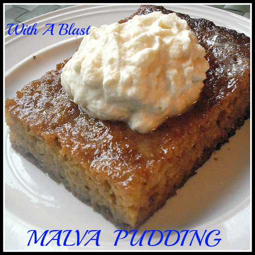 Malva Pudding {South-African}