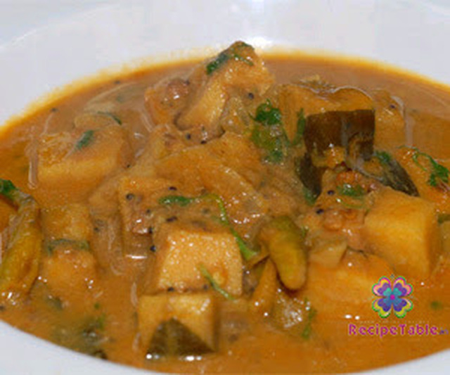 Kanda Curry (Suran/Yam Curry)