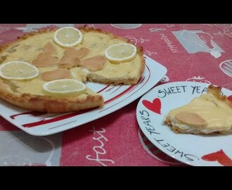 "🔴""Crostata Al Limone🍋 Senza Burro""...!!! - YouTube"