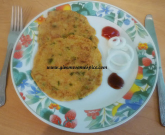 Spicy Buckwheat Pancakes