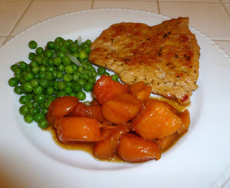 Easy Pork Cutlets!  Quick delicious Meal!