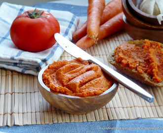 Spicy Carrot Dip / Пряный Морковный Дип