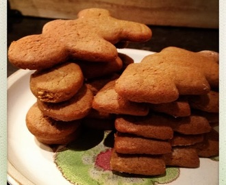Jeanie Torrence's Molasses Cookies
