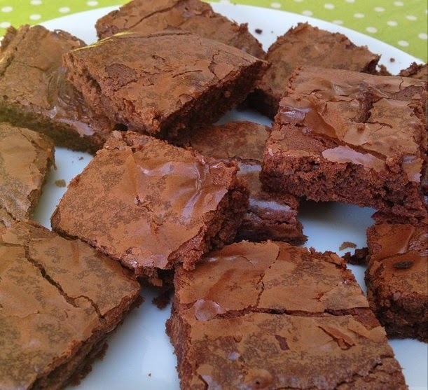 One For The Chocoholics: The Best Brownies Ever